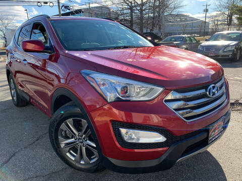 2015 Hyundai Santa Fe Sport for sale at JerseyMotorsInc.com in Teterboro NJ