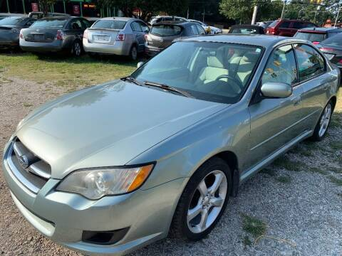 2009 Subaru Legacy for sale at Deme Motors in Raleigh NC