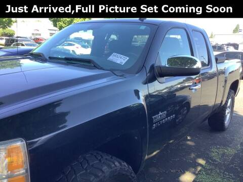2011 Chevrolet Silverado 1500 for sale at Royal Moore Custom Finance in Hillsboro OR