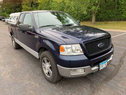 2005 Ford F-150 for sale at SYNERGY MOTOR CAR CO in Forest Lake MN