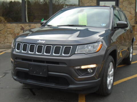 2018 Jeep Compass for sale at Rogos Auto Sales in Brockway PA