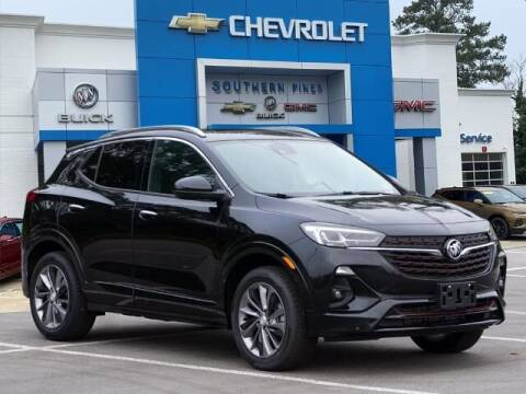 2020 Buick Encore GX for sale at PHIL SMITH AUTOMOTIVE GROUP - SOUTHERN PINES GM in Southern Pines NC