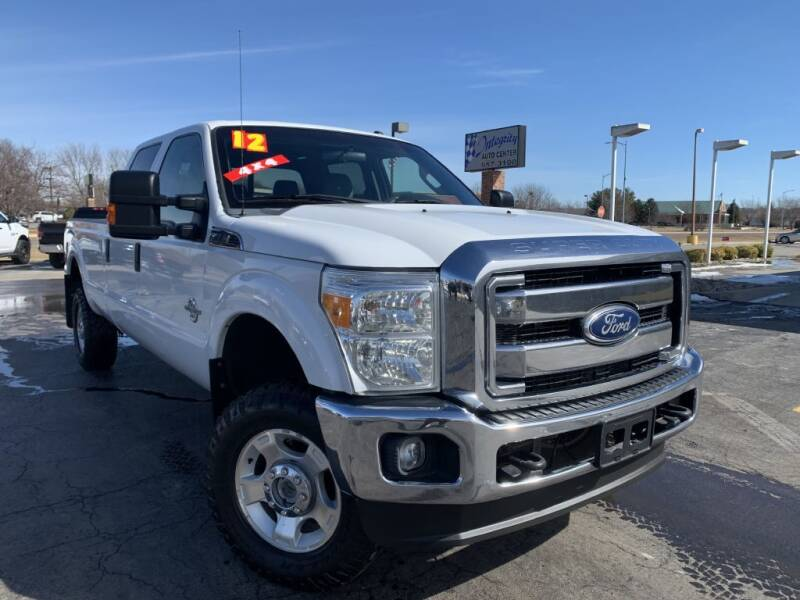 2012 Ford F-250 Super Duty for sale at Integrity Auto Center in Paola KS