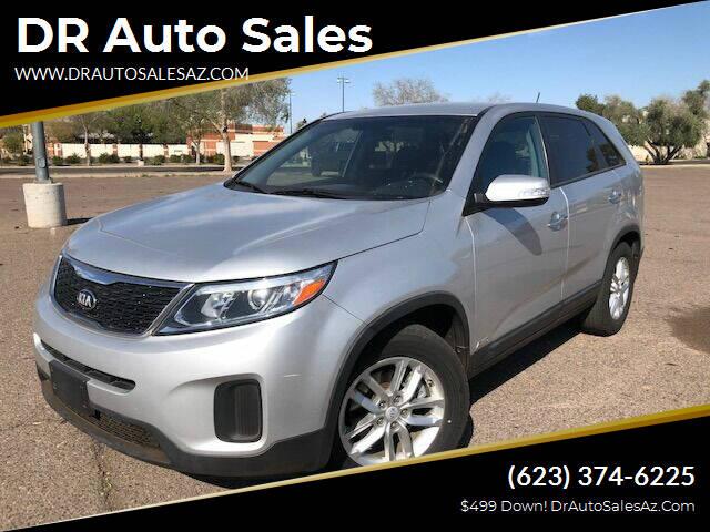 2014 Kia Sorento for sale at DR Auto Sales in Glendale AZ
