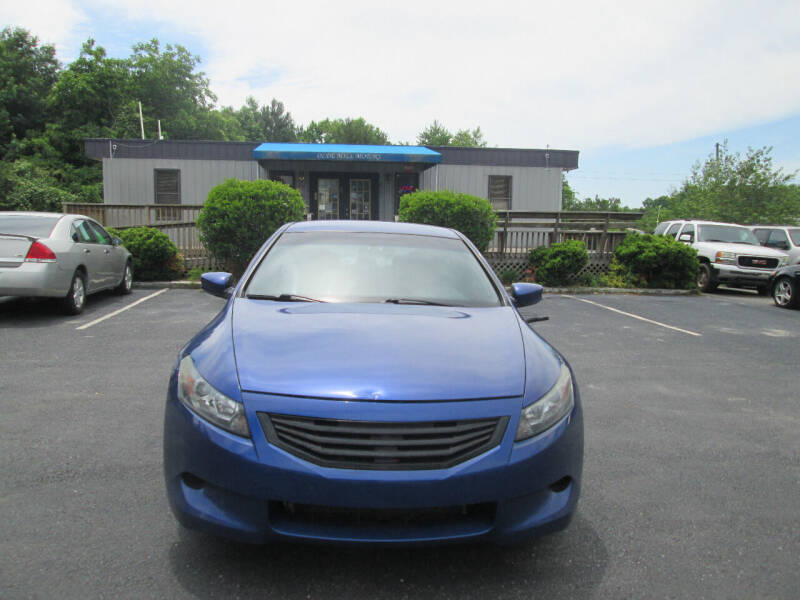 2010 Honda Accord for sale at Olde Mill Motors in Angier NC