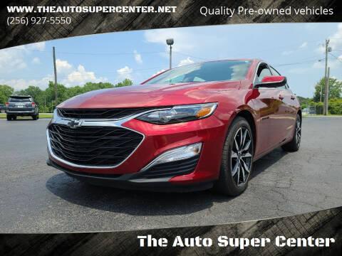 2021 Chevrolet Malibu for sale at The Auto Super Center in Centre AL