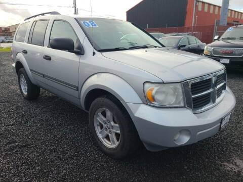 2008 Dodge Durango for sale at Universal Auto Sales in Salem OR