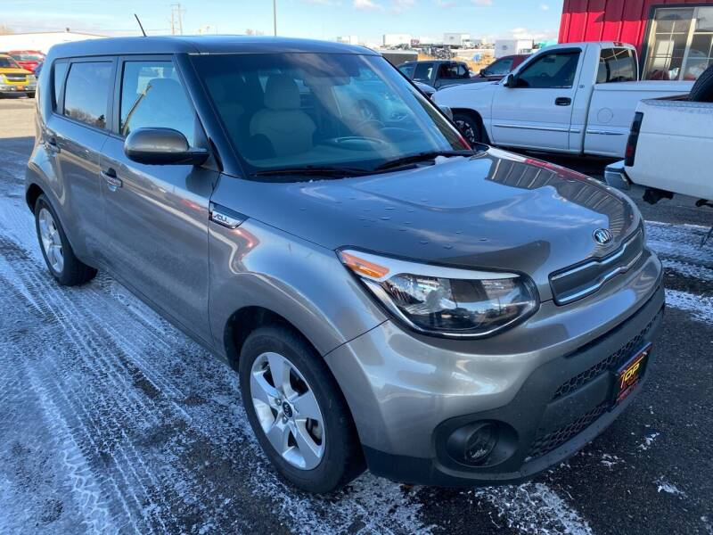 2017 Kia Soul for sale at Top Line Auto Sales in Idaho Falls ID