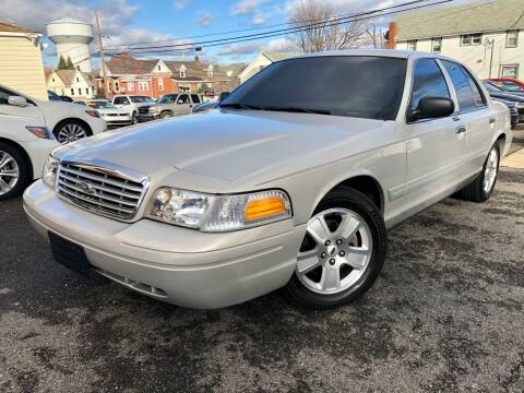 2008 Ford Crown Victoria for sale at Majestic Auto Trade in Easton PA