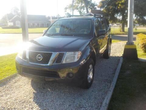 2012 Nissan Pathfinder for sale at Beach Auto Brokers in Norfolk VA