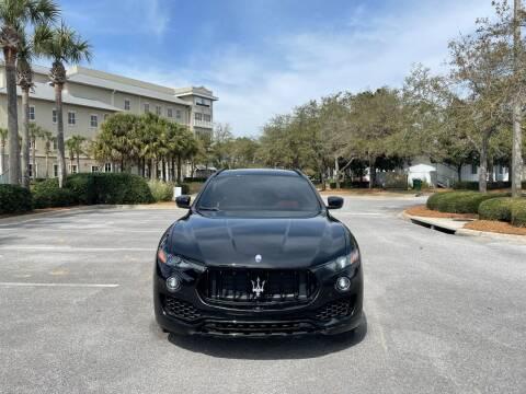 2017 Maserati Levante for sale at Gulf Financial Solutions Inc DBA GFS Autos in Panama City Beach FL