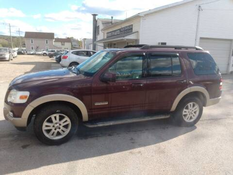 2008 Ford Explorer for sale at ROUTE 119 AUTO SALES & SVC in Homer City PA