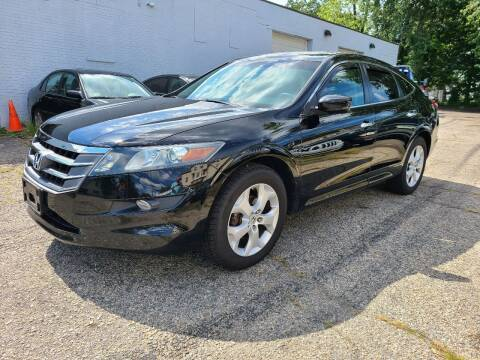 2010 Honda Accord Crosstour for sale at Devaney Auto Sales & Service in East Providence RI