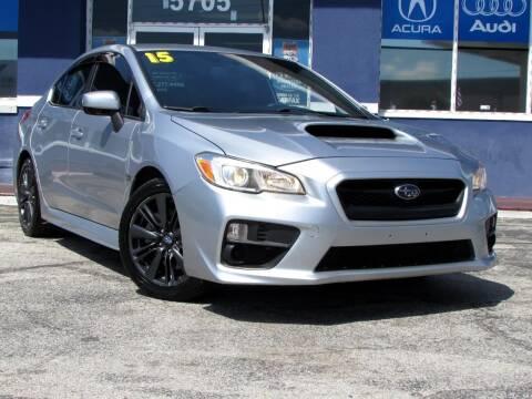 2015 Subaru WRX for sale at Orlando Auto Connect in Orlando FL