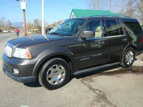 2005 Lincoln Navigator for sale at Low Auto Sales in Sedro Woolley WA