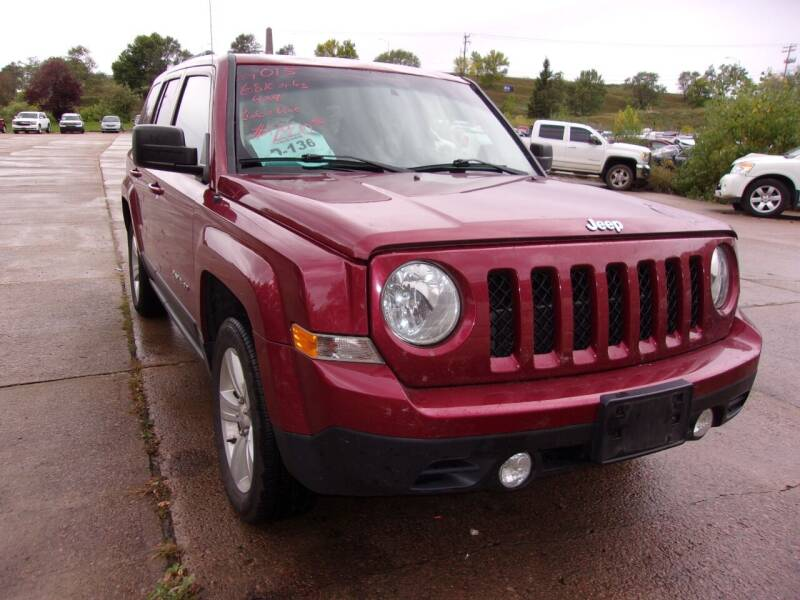 2015 Jeep Patriot for sale at Barney's Used Cars in Sioux Falls SD