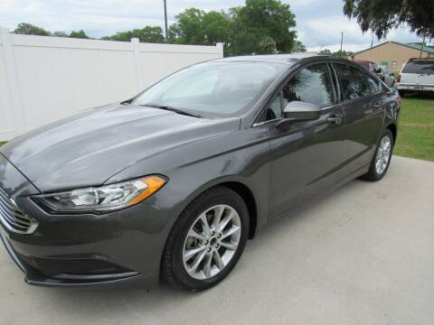 2017 Ford Fusion for sale at D & R Auto Brokers in Ridgeland SC