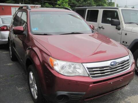 2010 Subaru Forester for sale at Zinks Automotive Sales and Service - Zinks Auto Sales and Service in Cranston RI