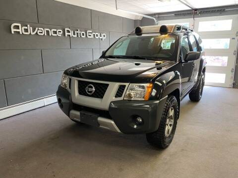 2010 Nissan Xterra for sale at Advance Auto Group, LLC in Chichester NH