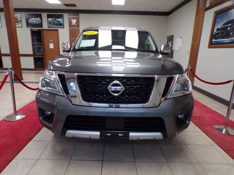 2017 Nissan Armada for sale at Adams Auto Group Inc. in Charlotte NC