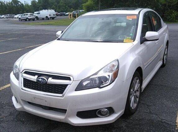 2013 Subaru Legacy for sale at Father & Sons Auto Sales in Leeds NY