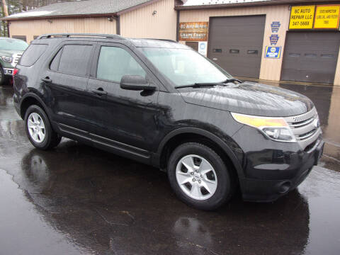 2014 Ford Explorer for sale at Dave Thornton North East Motors in North East PA