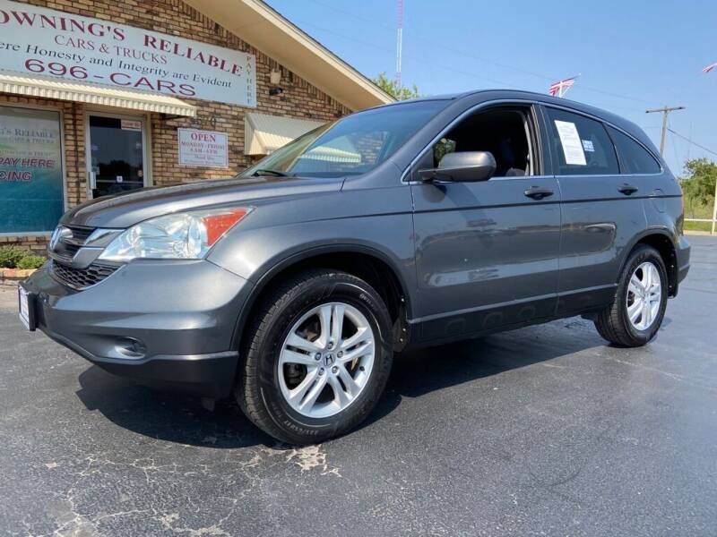 2011 Honda CR-V for sale at Browning's Reliable Cars & Trucks in Wichita Falls TX