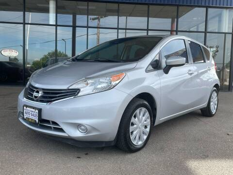 2015 Nissan Versa Note for sale at South Commercial Auto Sales in Salem OR