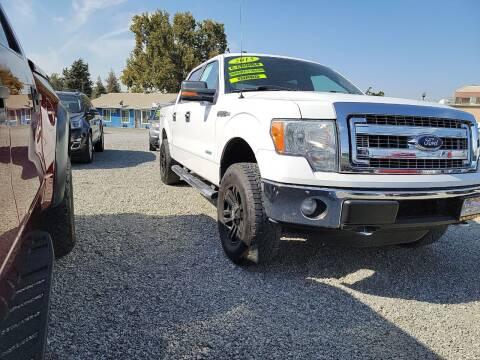 2013 Ford F-150 for sale at La Playita Auto Sales Tulare in Tulare CA