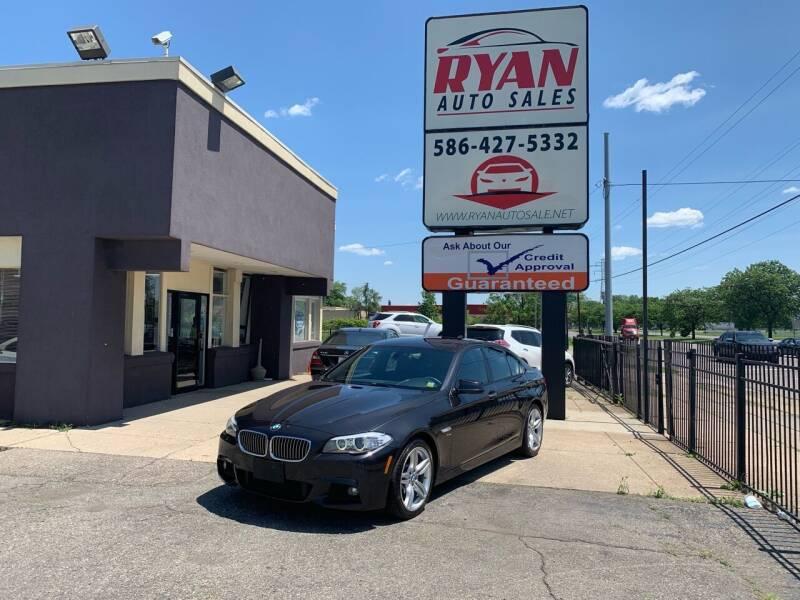 2011 Audi A5 for sale at Ryan Auto Sales in Warren MI