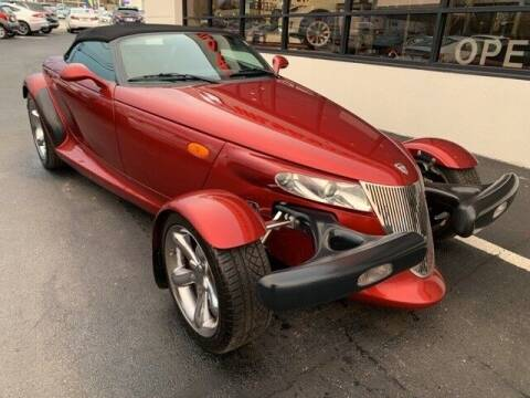 2002 Chrysler Prowler for sale at BuyFromAndy.com at Hi Lo Auto Sales in Frederick MD