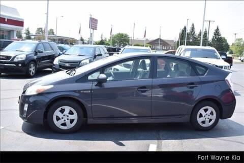 2011 Toyota Prius for sale at BOB ROHRMAN FORT WAYNE TOYOTA in Fort Wayne IN