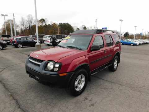 2002 Nissan Xterra for sale at Paniagua Auto Mall in Dalton GA