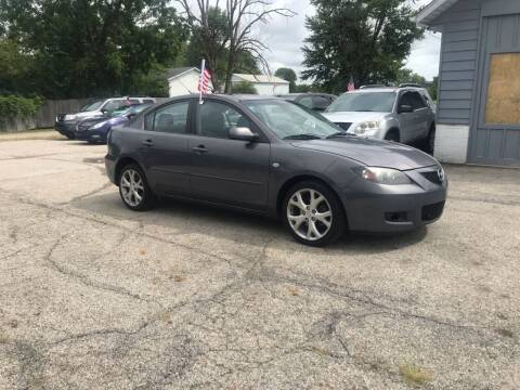 2009 Mazda MAZDA3 for sale at Stiener Automotive Group in Galloway OH