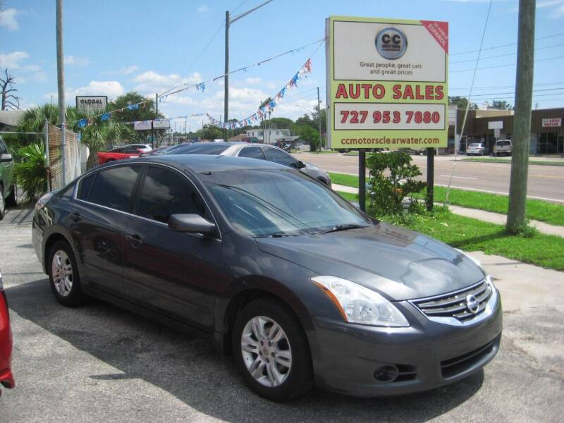 2011 Nissan Altima for sale in Clearwater, FL