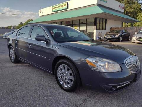2010 Buick Lucerne for sale at Action Auto Specialist in Norfolk VA