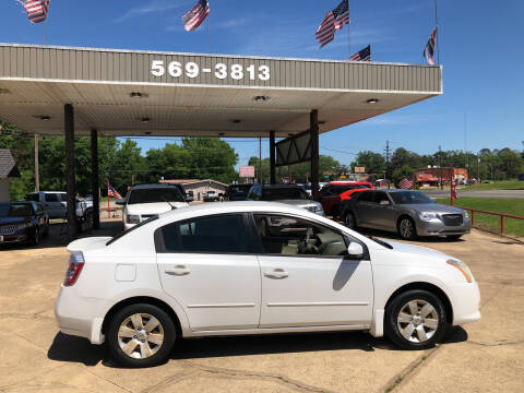 2011 Nissan Sentra for sale at BOB SMITH AUTO SALES in Mineola TX