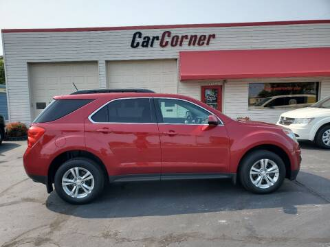 2015 Chevrolet Equinox for sale at Car Corner in Mexico MO