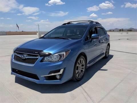 2015 Subaru Impreza for sale at Camelback Volkswagen Subaru in Phoenix AZ