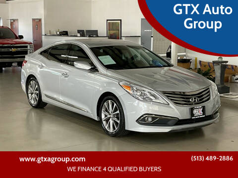 2016 Hyundai Azera for sale at GTX Auto Group in West Chester OH