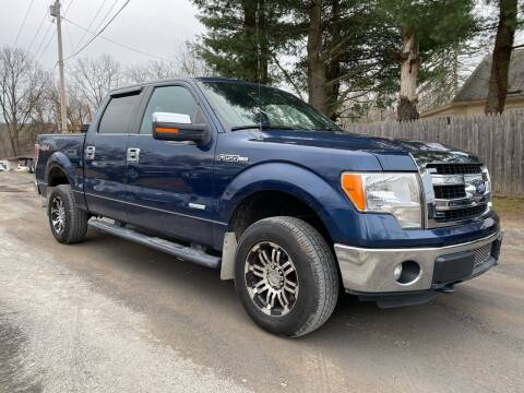 2013 Ford F-150 for sale at D & M Auto Sales & Repairs INC in Kerhonkson NY