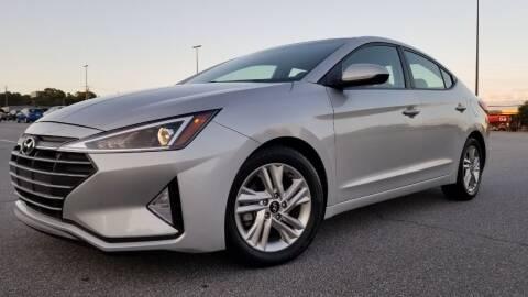 2020 Hyundai Elantra for sale at Drivemiles in Marietta GA