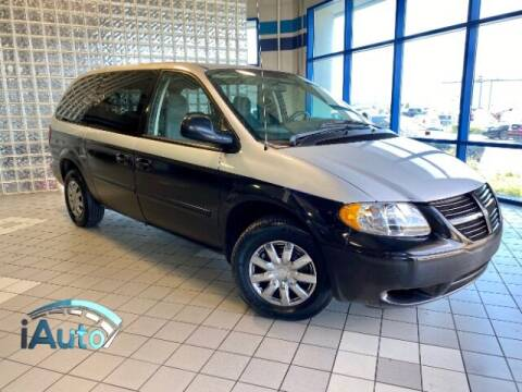 2006 Dodge Grand Caravan for sale at iAuto in Cincinnati OH