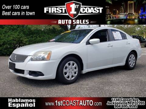 2012 Mitsubishi Galant for sale at 1st Coast Auto -Cassat Avenue in Jacksonville FL
