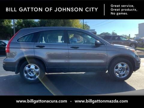 2010 Honda CR-V for sale at Bill Gatton Used Cars - BILL GATTON ACURA MAZDA in Johnson City TN