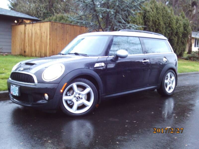 2010 MINI Cooper Clubman for sale at Redline Auto Sales in Vancouver WA