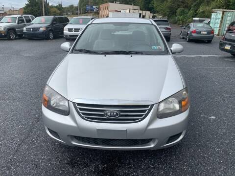 2009 Kia Spectra for sale at YASSE'S AUTO SALES in Steelton PA