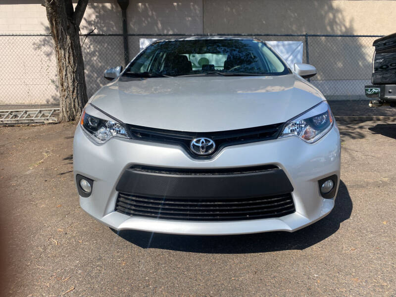 2014 Toyota Corolla for sale at GO GREEN MOTORS in Lakewood CO