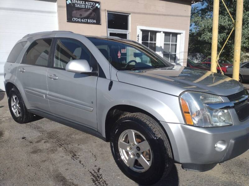 2006 Chevrolet Equinox for sale at Sparks Auto Sales Etc in Alexis NC