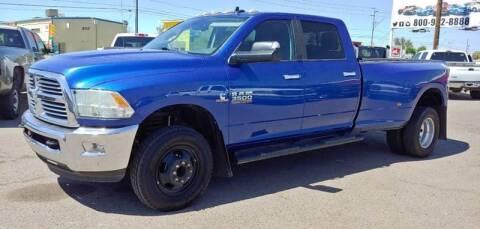 2014 RAM Ram Pickup 3500 for sale at Advantage Motorsports Plus in Phoenix AZ